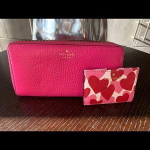 Kate Spade ♠️ wallets